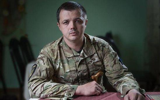 Семенченко повідомив про успіхи торгівельної блокади Криму