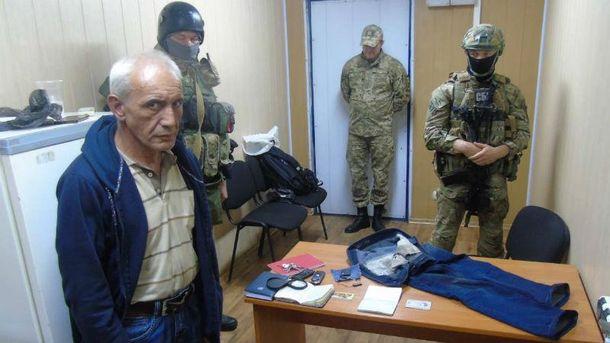 Контрразведка задержала агента ФСБ вОдессе