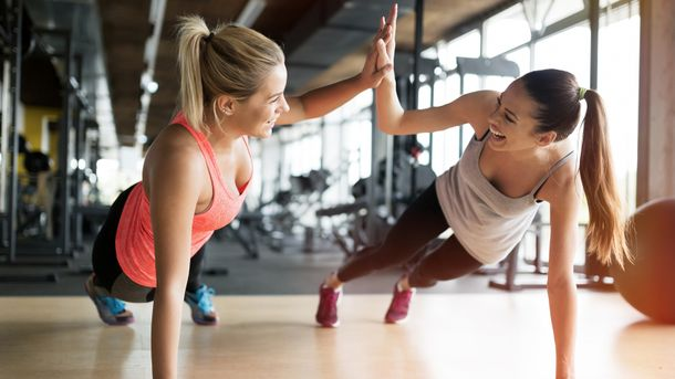 Підраховано ідеальну формулу тренувань, яка завжди триматиме тіло у формі