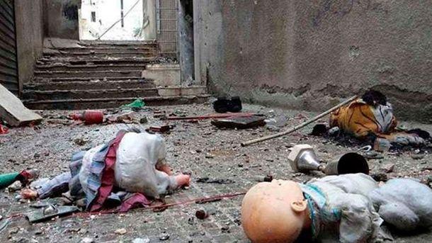 Трагедія в Пакистані (Ілюстрація)