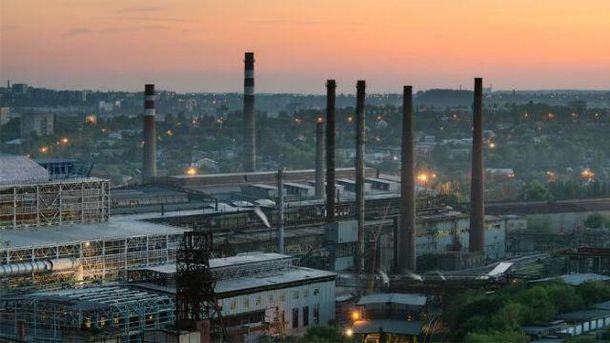 Воккупированном Донецке остановился металлургический завод