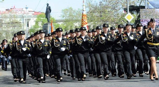 Військові у Криму