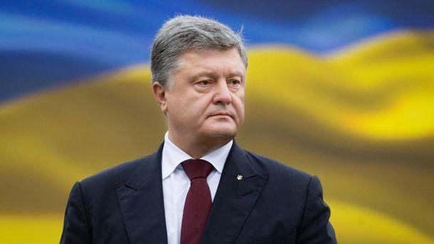 Порошенко: Держсекретар Тіллерсон відвідає Україну улипні