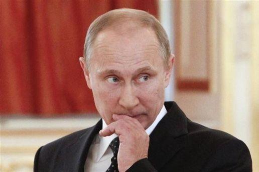 Главным оружием Путина в этой войне был паралич власти в Киеве