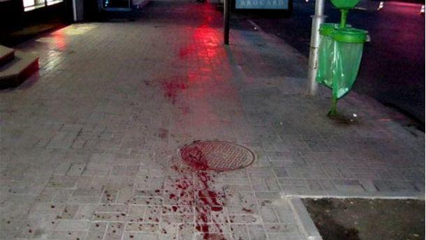 Убийство иностранца вцентре Харькова: комментарии милиции (Дополнено, ФОТО)