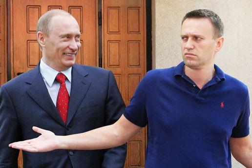 Почему кровавый режим Путина не падет даже с приходом Навального