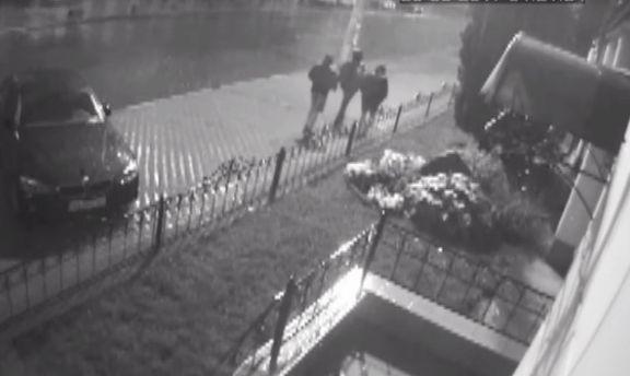 СБУ показала відео з моменту нападу на офіс