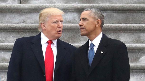 Обама та його