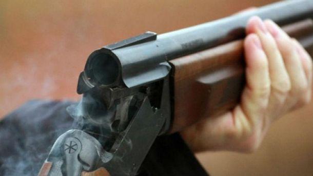 Стрілянина під Києвом (Ілюстрація)