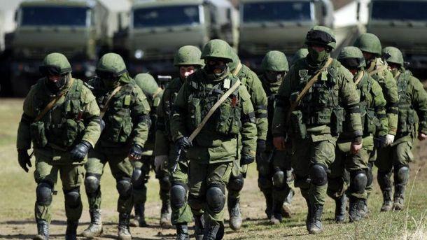 Аннексия Крыма (Иллюстрация)