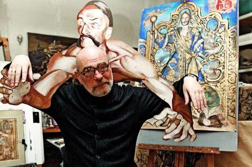 Помер художник Сергій Якутович