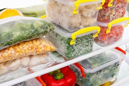 Как правильно замораживать фрукты и овощи, чтобы сохранить витамины