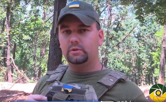 Боец АТО рассказал о том, как боевики не соблюдают