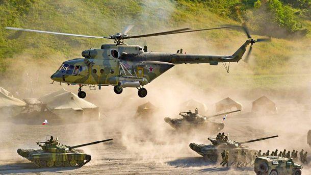 Російське військо