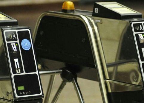 Из-за вируса Petya A в метро Киева невозможно оплатить проезд картами