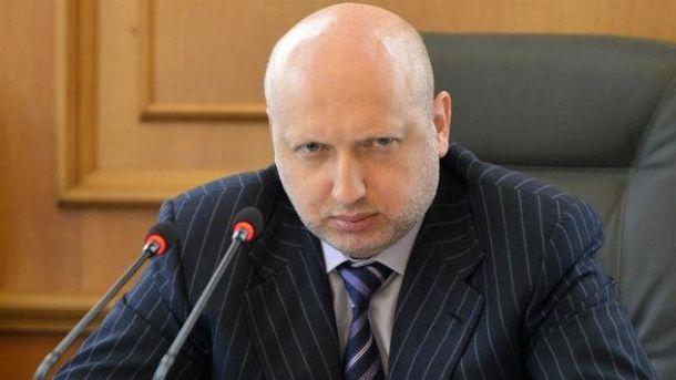 Олександр Турчинов привітав  з Днем Конституції України