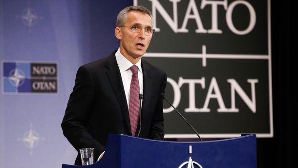 НАТО несомненно поможет Украине вборьбе скиберугрозами