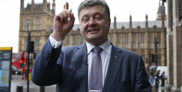 Порошенко отреагировал на введение новых санкций в отношении России