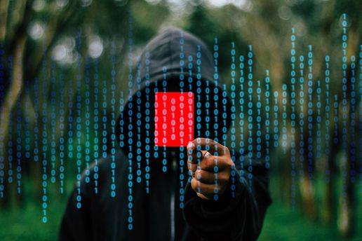 Хакерская атака на Украину