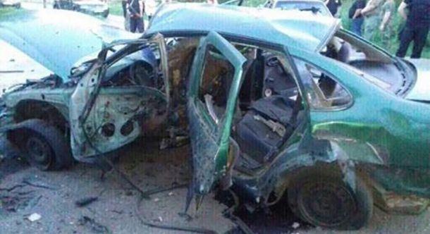 Підрив авто СБУ на Донеччині кваліфікували як теракт