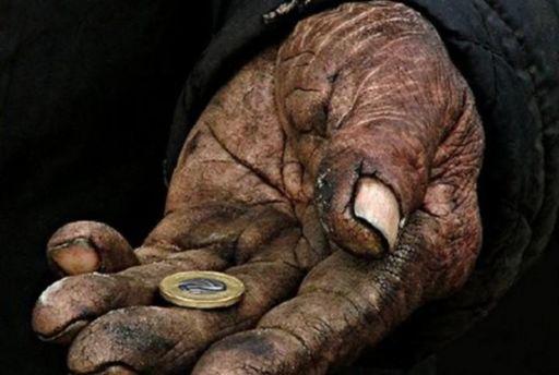 В России выросло количество бедных