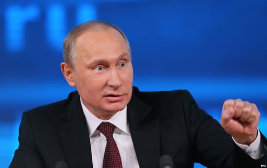 Путин обвинил международные спецслужбы