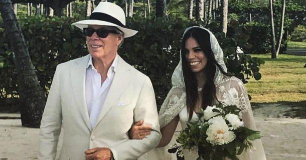 Томми Хилфигер с дочерью Эллой