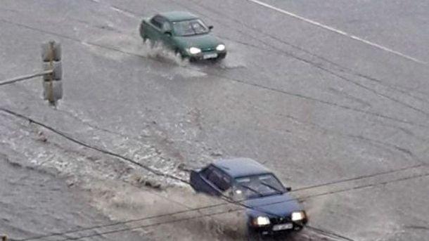 Ураган пронісся  Сєвєродонецьком:  в мережі публікують фото