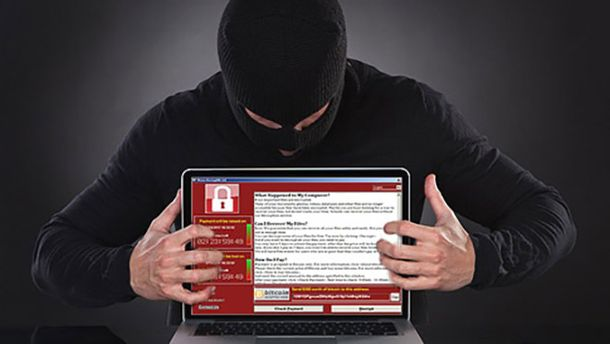 Хакерська атака в Україні