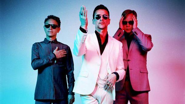 Depeche Mode выступит в Киеве 19 июля
