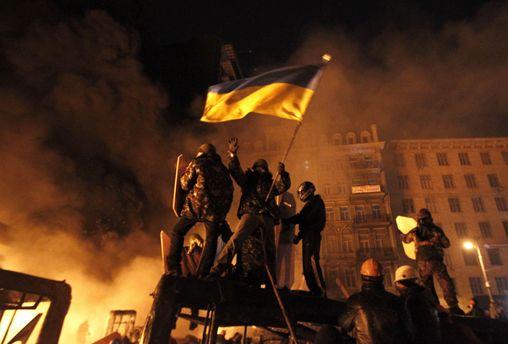 Революця гдност обЂЂЂднала багатьох, незалежно вд стат, вку та статусу