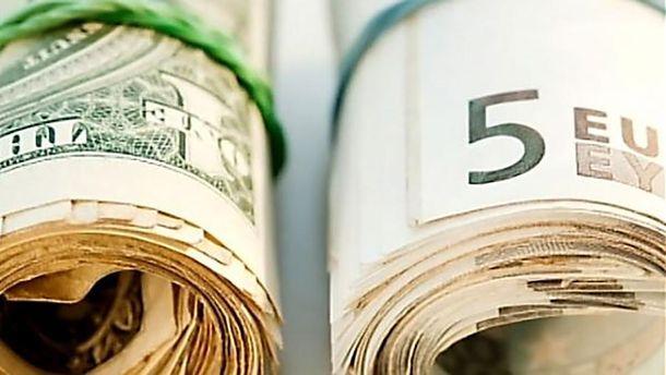 Курс валют НБУ на 30 июня