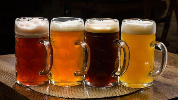 Полезное для здоровья пиво