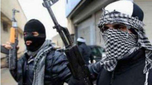 Джехадисты в Сирии