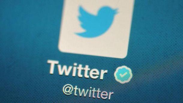 Соцсеть Twitter
