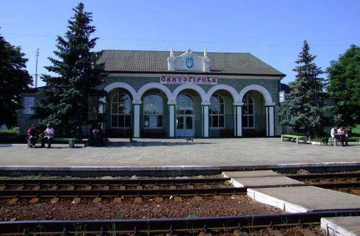 В Святогорске случился инцидент из-за гимна Украины