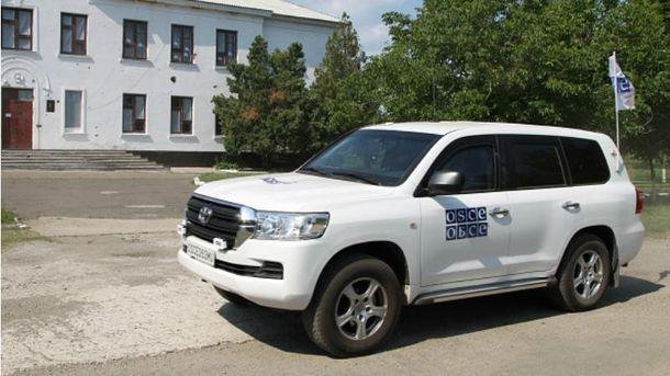 СММ ОБСЕ на Донбассе