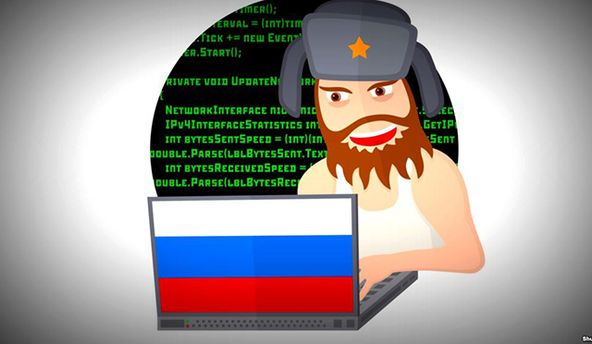СБУ припинила кібератаки спецслужб Росії в Україні