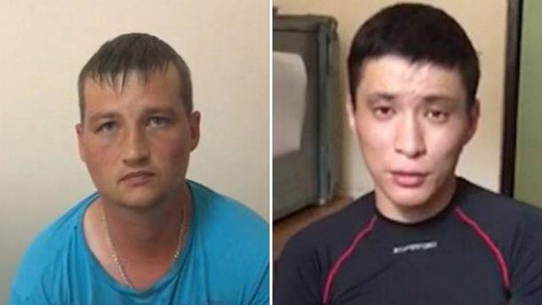 На Херсонщине задержали двое военнослужащих ФСБ РФ