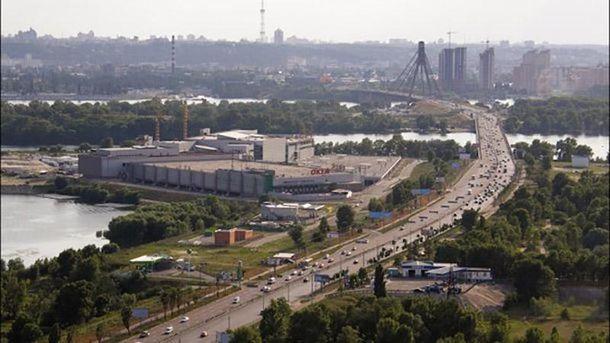 Проспект Шухевича у Києві