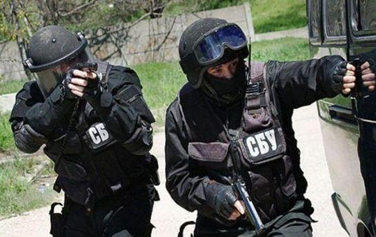 СБУ поймала в Киеве