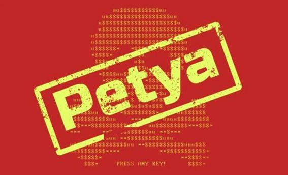 Через вірус Petya,A до поліції надійшло вже тисячі звернень