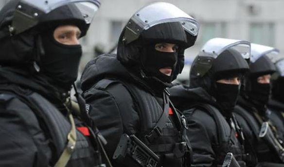 В кримськотатарський дитячий центр прийшли російські силовики