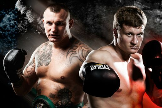 Бой Поветкин – Руденко состоится 1 июля в Москве