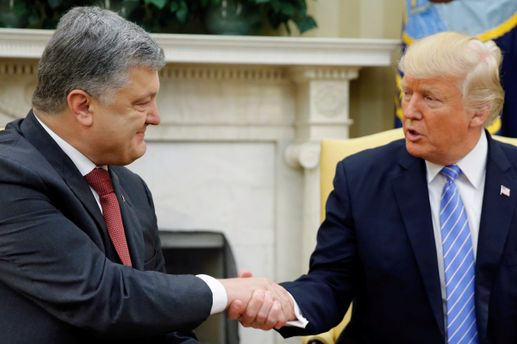 У Трампа є можливість озброїти Україну