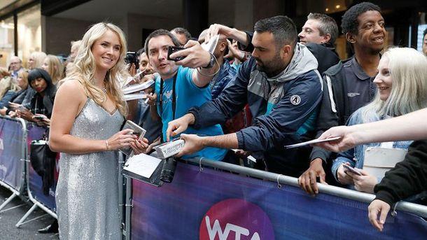 Wimbledon 2017: Элина Свитолина на вечеринке WTA