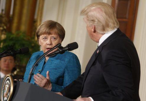 На саммите G20 Трампа и Меркель ожидают тяжелые переговоры