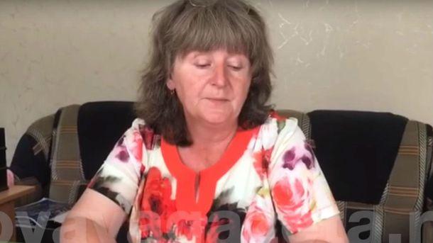 Мати затриманого російського військового