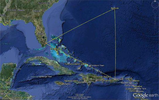 ВБермудском треугольнике появился новый опасный остров