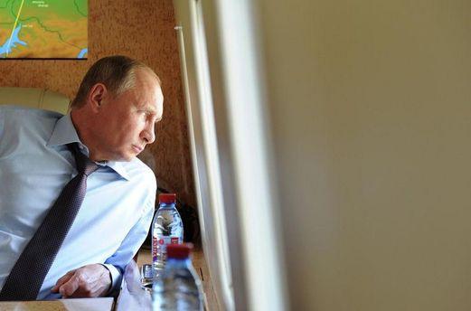 Путин побежит в Киев?
